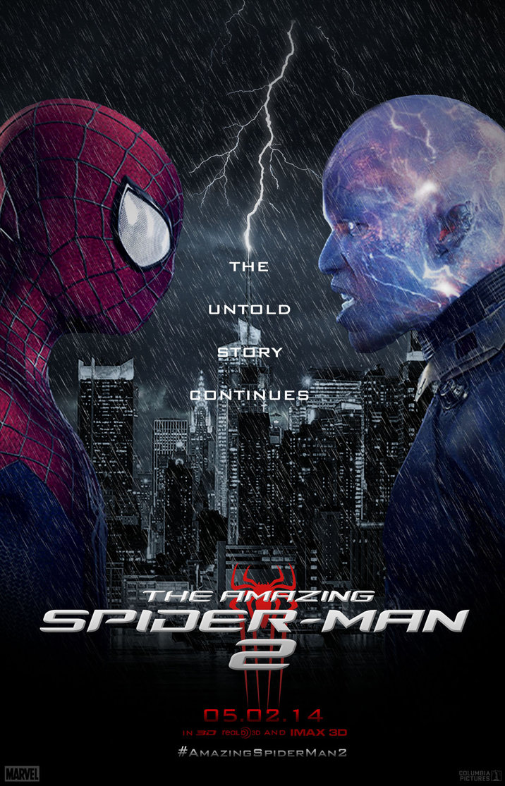 The Amazing Spider-Man 2 (2014) (In Hindi)