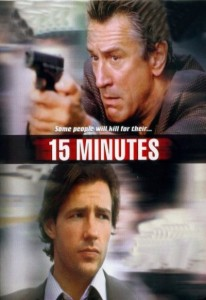 15 Minutes (2001) (In Hindi)