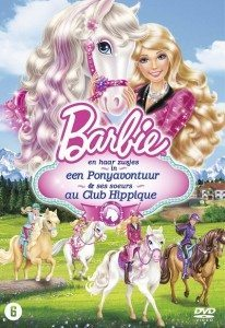 Barbie & Her Sisters in a Pony Tale (2013) (In Hindi)