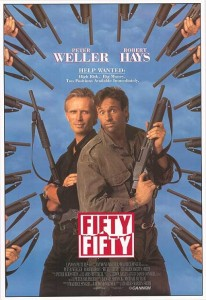 Fifty/Fifty (1992) (In Hindi)