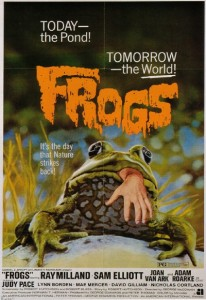 Frogs (1972) (In Hindi)