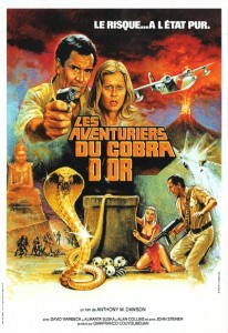 Hunters of the Golden Cobra (1982) (In Hindi)