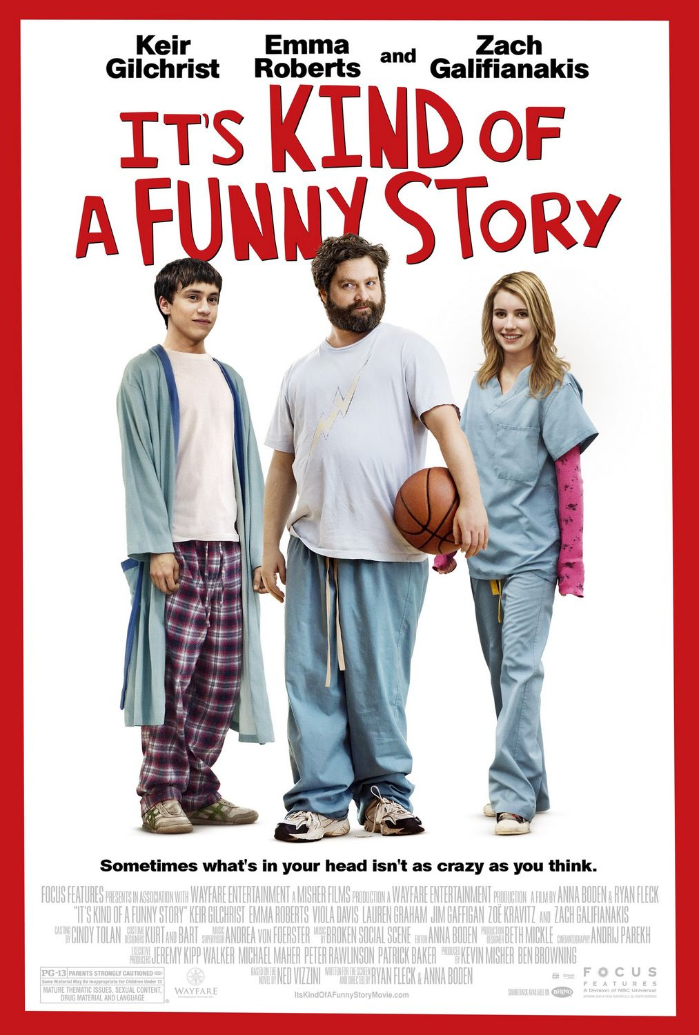 It's Kind of a Funny Story (2010) (In Hindi)