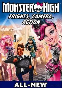 Monster High: Frights, Camera, Action! (2014) (In Hindi)