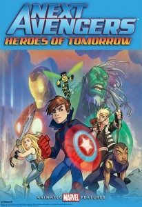 Next Avengers – Heroes of Tomorrow (2008) (In Hindi)