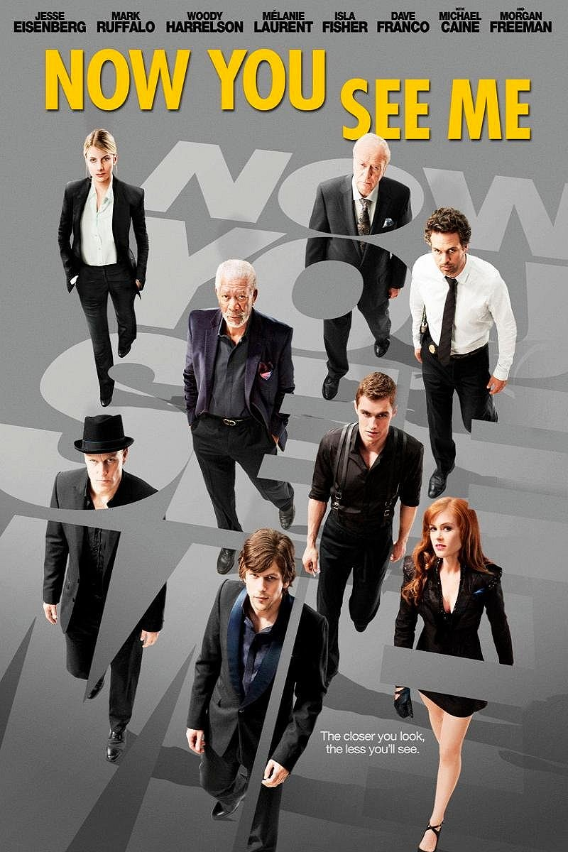 Now You See Me (2013) (In Hindi)