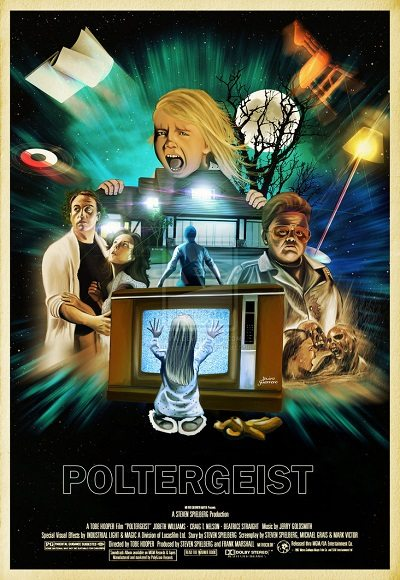 Poltergeist (1982) (In Hindi) Full Movie Watch Online Free - Hindilinks4u.to