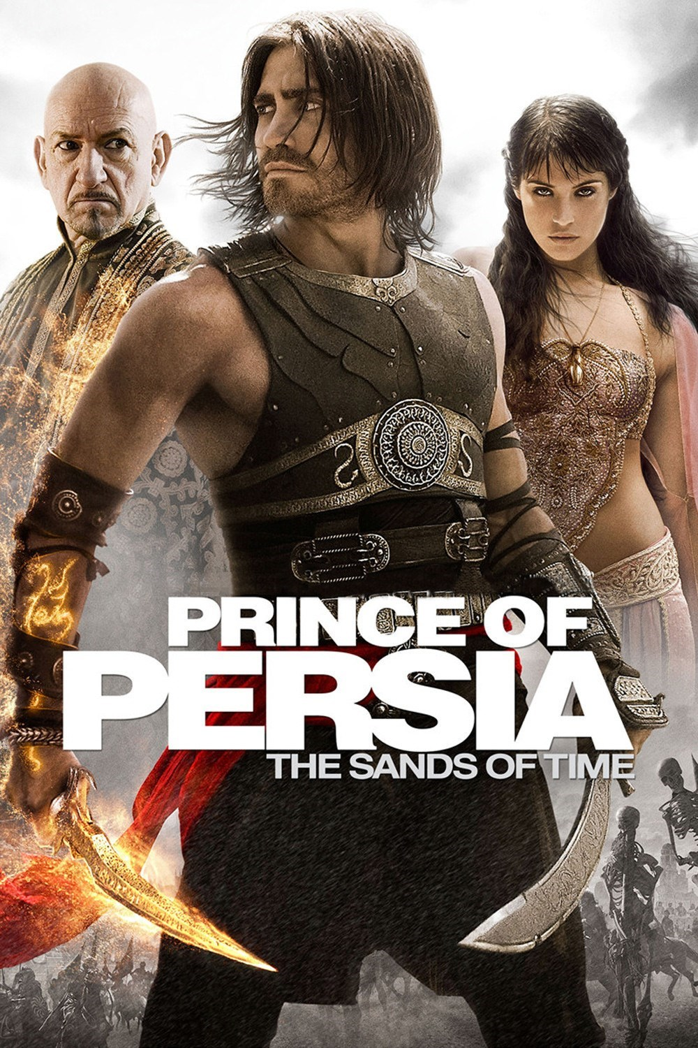 Prince of Persia The Sands of Time (2010) (In Hindi)