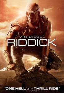 Riddick (2013) (In Hindi)
