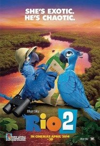 Rio 2 (2014) (In Hindi)