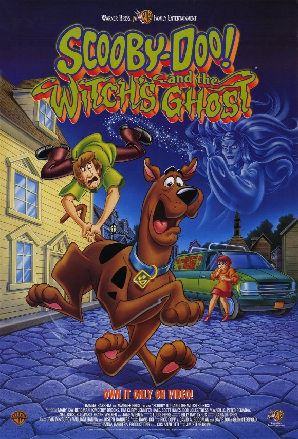 Scooby-Doo and the Witch's Ghost (1999) (In Hindi)