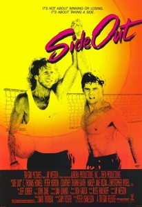 Side Out (1990) (In Hindi)
