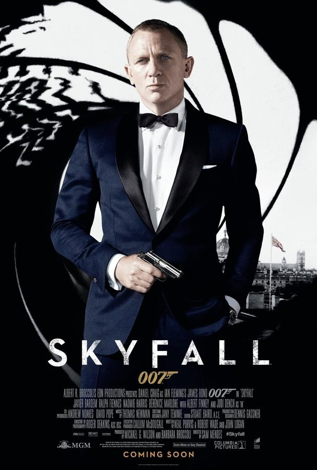 Skyfall (2012) (In Hindi)