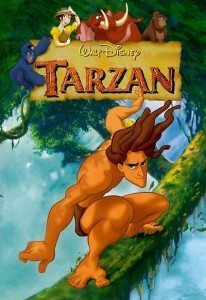 Tarzan (1999) (In Hindi)