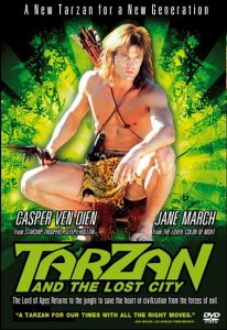 Tarzan and the Lost City (1998) (In Hindi)
