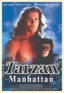 Tarzan in Manhattan (1989) (In Hindi)