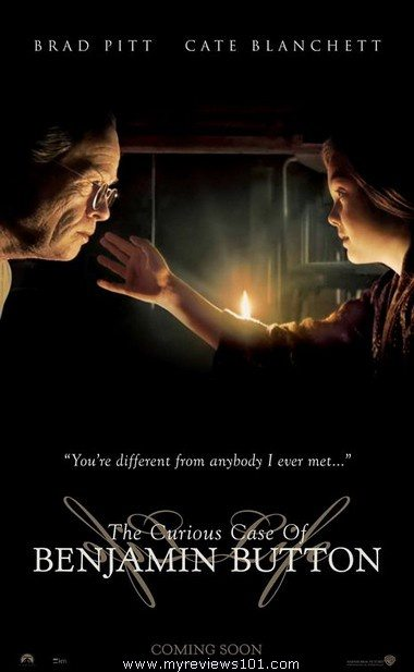 The Curious Case of Benjamin Button (2008) (In Hindi)