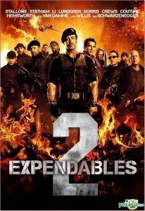 The Expendables 2 (2012) (In Hindi)