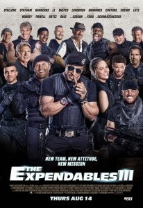 The Expendables 3 (2014) (In Hindi)