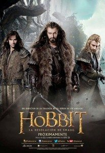 The Hobbit – The Desolation of Smaug (2013) (In Hindi)