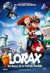 The Lorax (2012) (In Hindi)