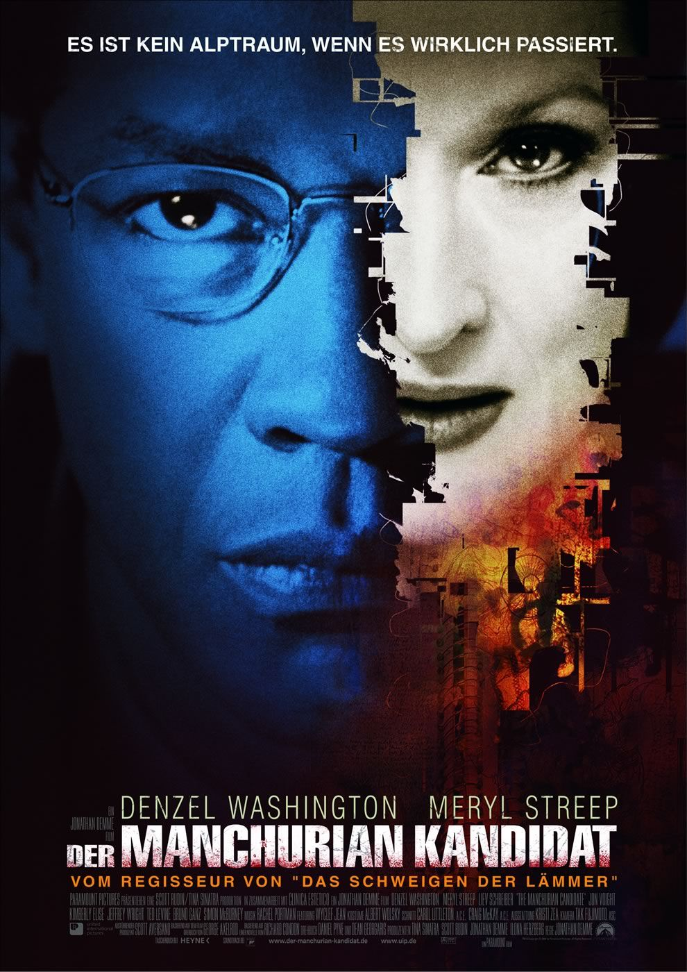 The Manchurian Candidate (2004) (In Hindi)