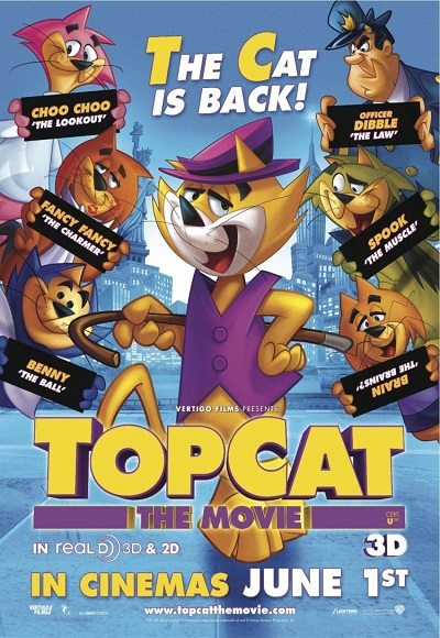 top cat the movie 2011 in hindi full movie watch