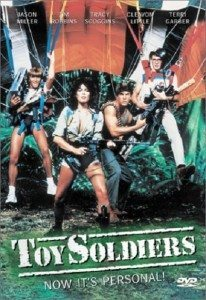 Toy Soldiers (1984) (In Hindi)