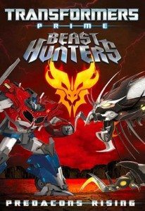 Transformers Prime Beast Hunters – Predacons Rising (2013)  (In Hindi)