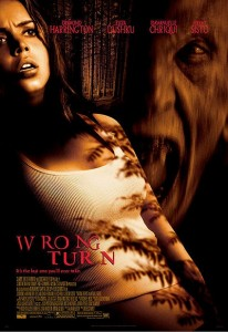 Wrong Turn (2003) (In Hindi)