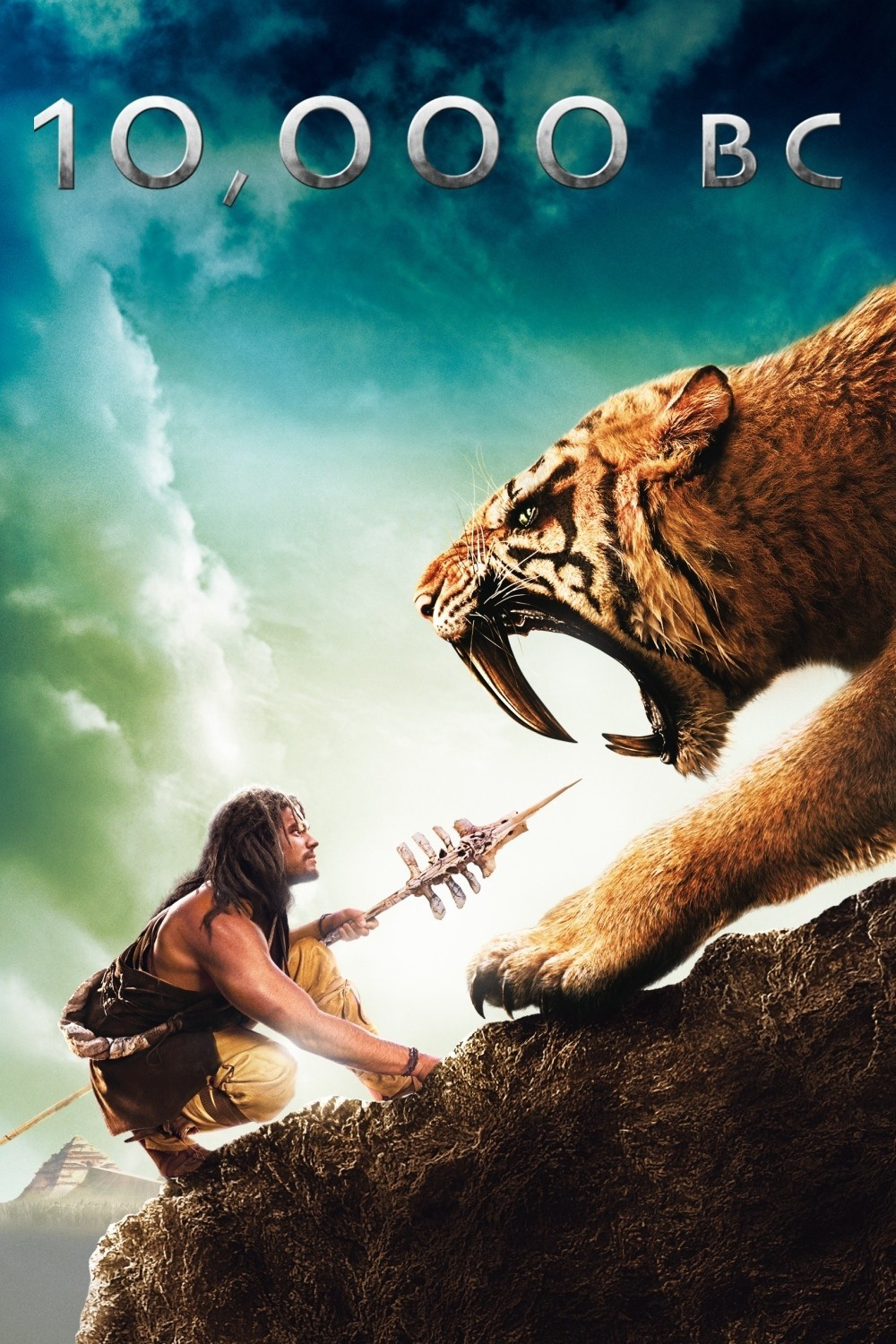 10,000 BC (2008) (In Hindi)