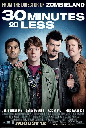30 Minutes or Less (2011) (In Hindi)