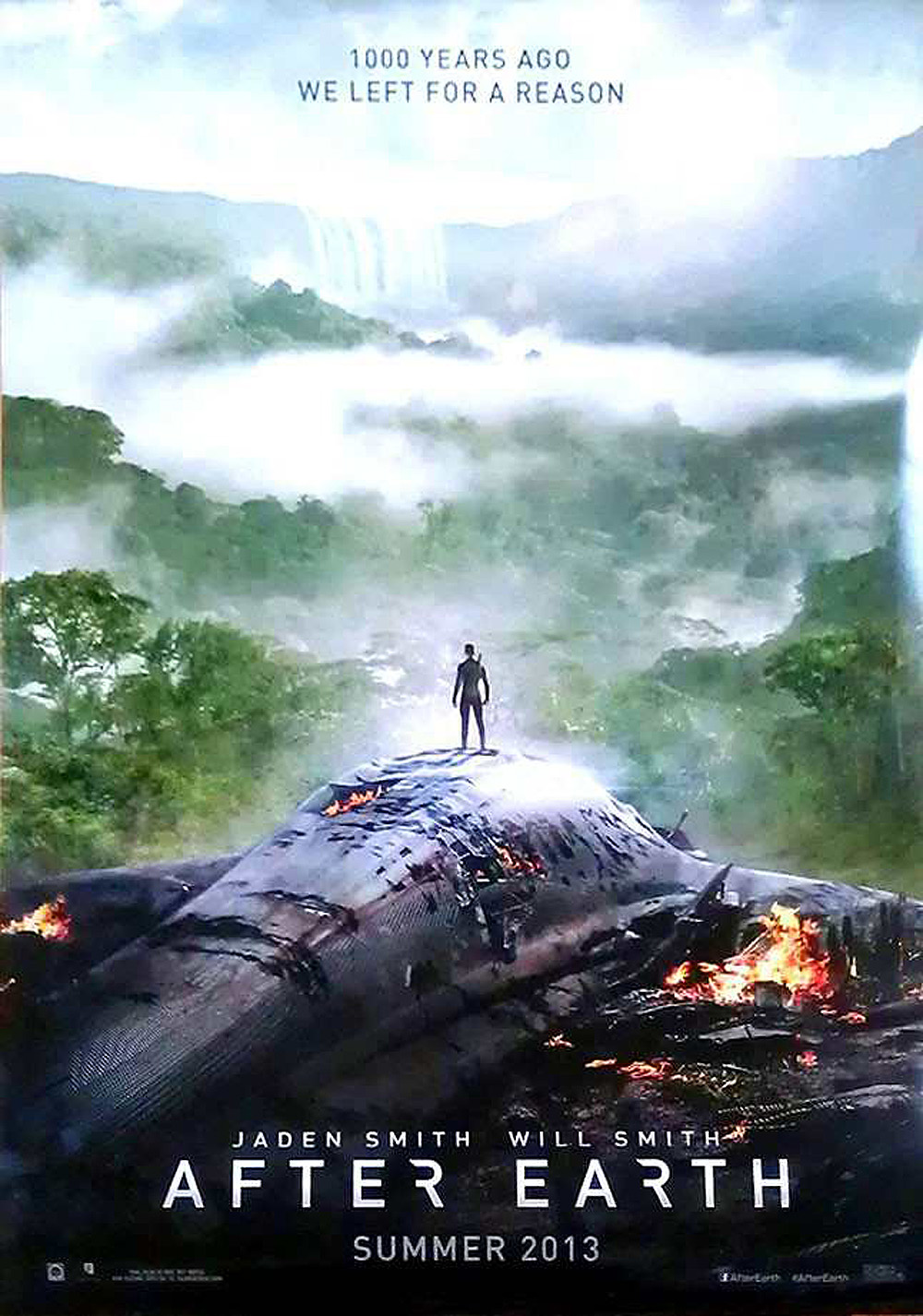 After Earth (2013) (In Hindi)