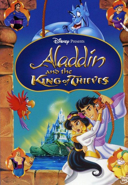 Aladdin and the King of Thieves (1996) (In Hindi)