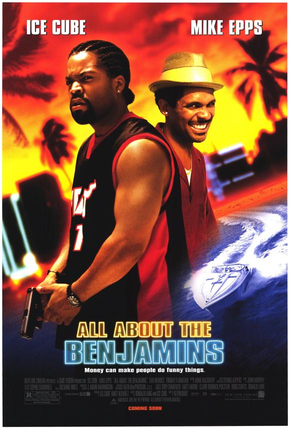 All About the Benjamins (2002) (In Hindi)