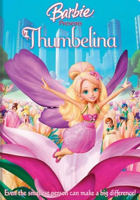 Barbie Presents – Thumbelina (2009) (In Hindi)