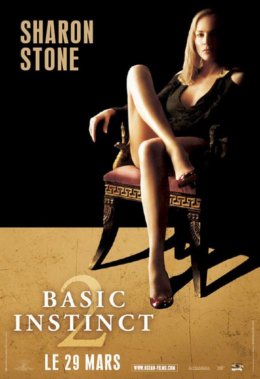 Basic Instinct 2 (2006) (In Hindi)