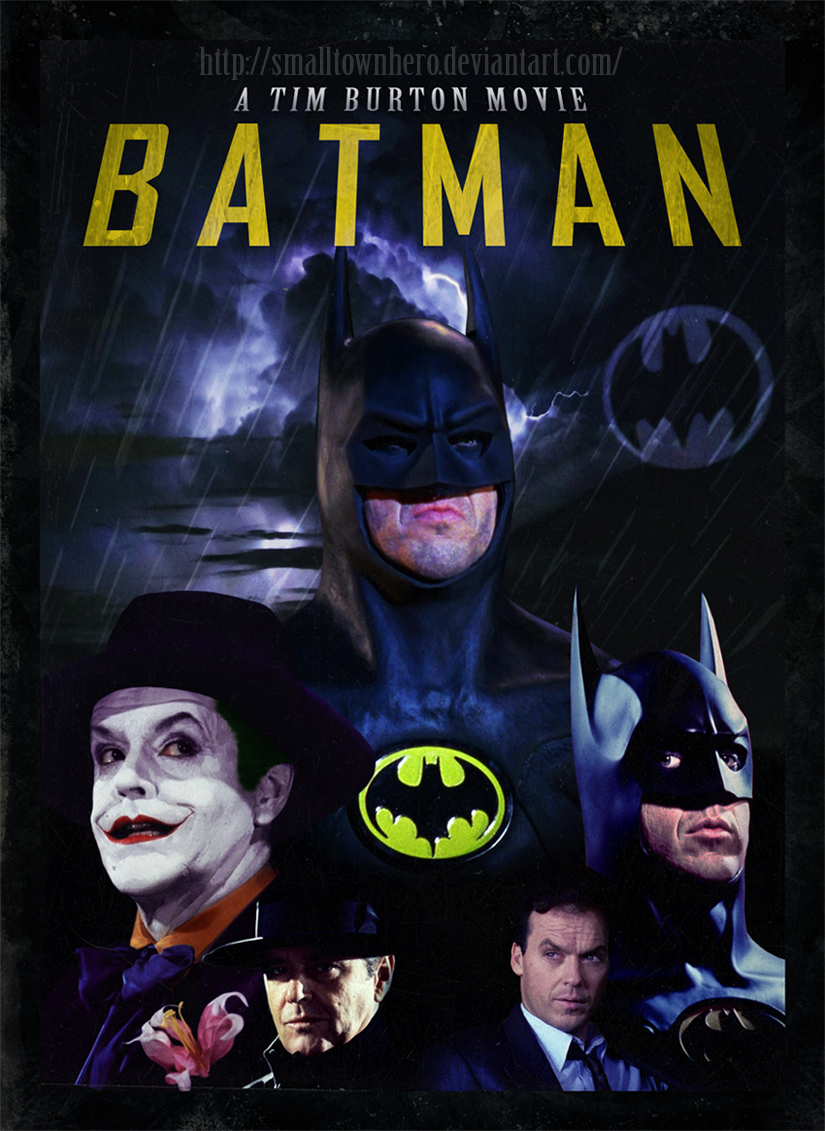 Batman (1989) (In Hindi) Full Movie Watch Online Free ...