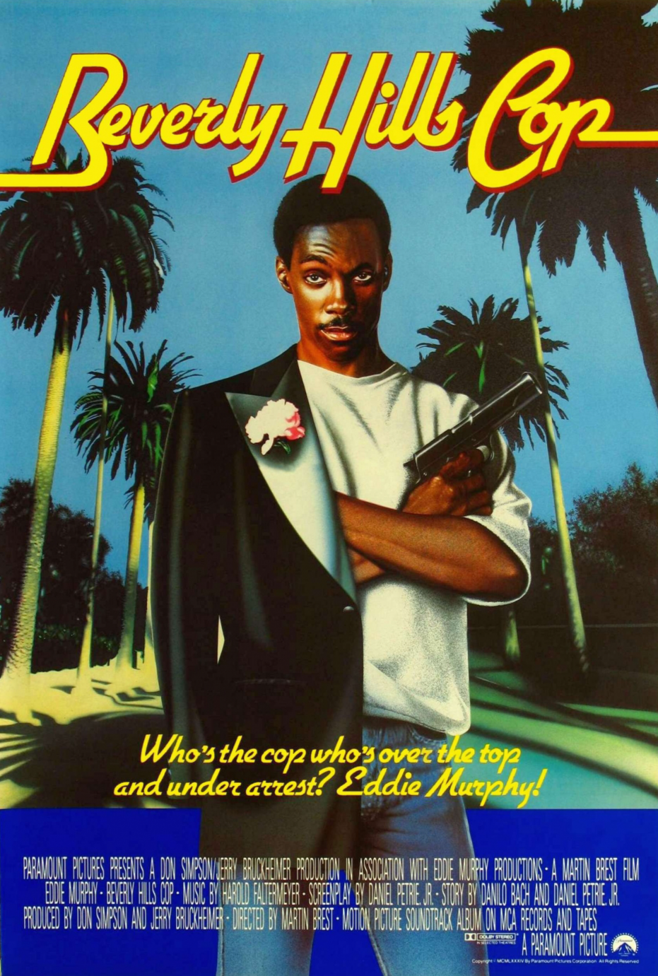 Beverly Hills Cop (1984) (In Hindi)
