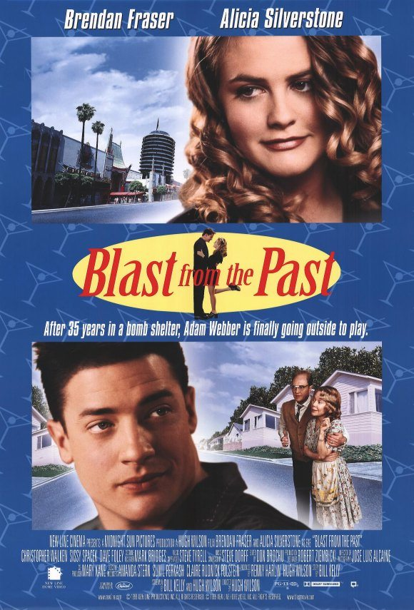 Blast from the Past (1999) (In Hindi)