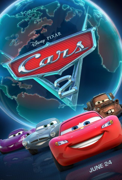 Cars 2 (2011) (In Hindi)