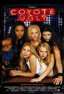 Coyote Ugly (2000) (In Hindi)