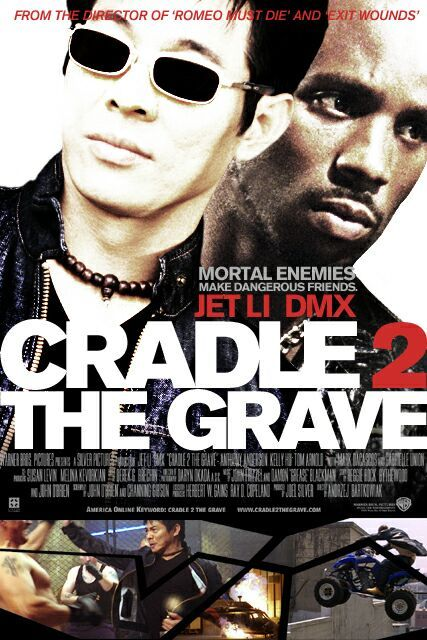 Cradle 2 the Grave (2003) (In Hindi)