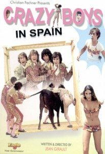 Crazy Boys in Spain (1972) (In Hindi)
