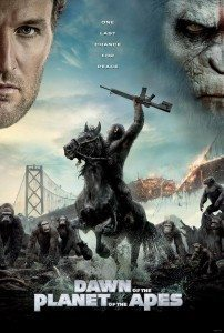 Dawn of the Planet of the Apes (2014) (In Hindi)