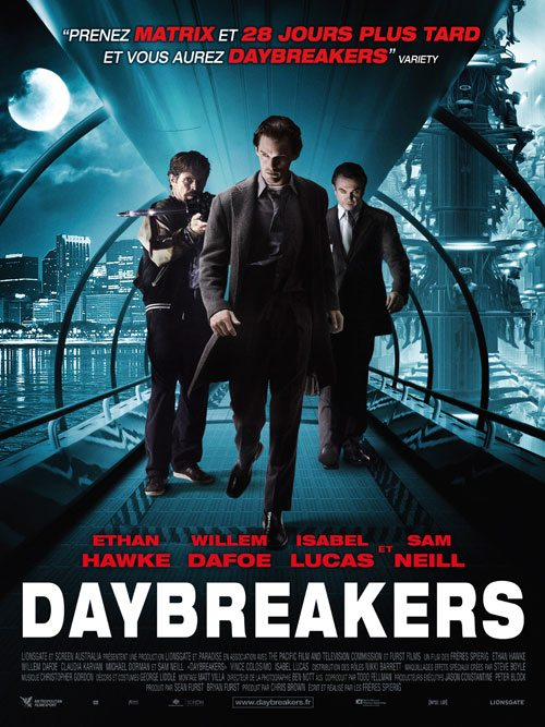Daybreakers (2009) (In Hindi)