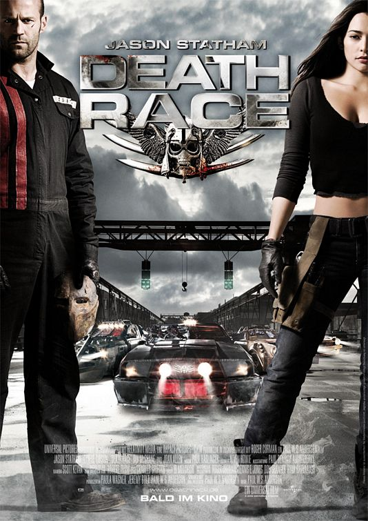 Death Race (2008) (In Hindi)