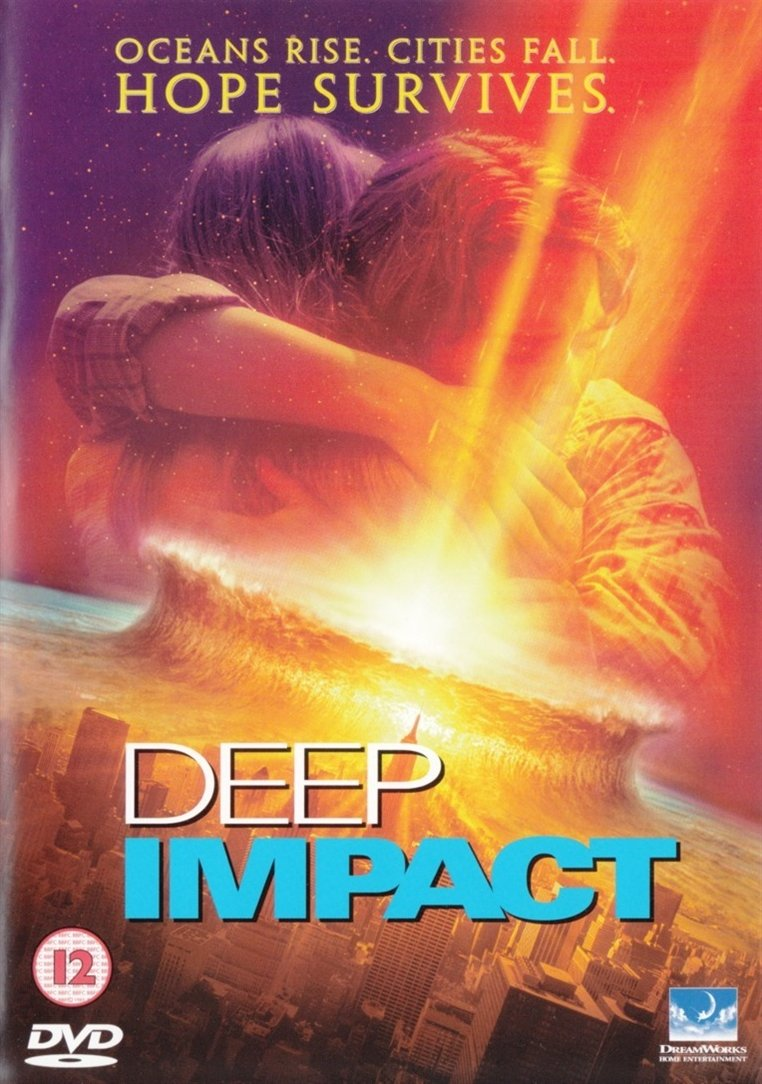 Deep Impact (1998) (In Hindi)
