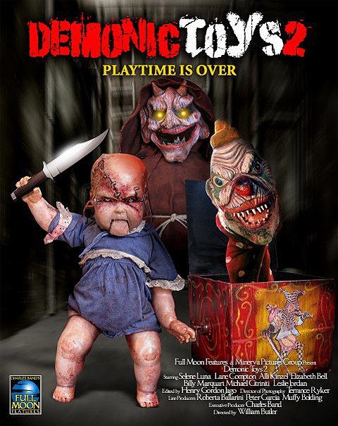 Demonic Toys – Personal Demons (2010) (In Hindi)