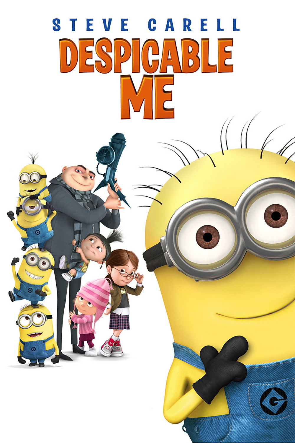 Despicable Me (2010) (In Hindi)